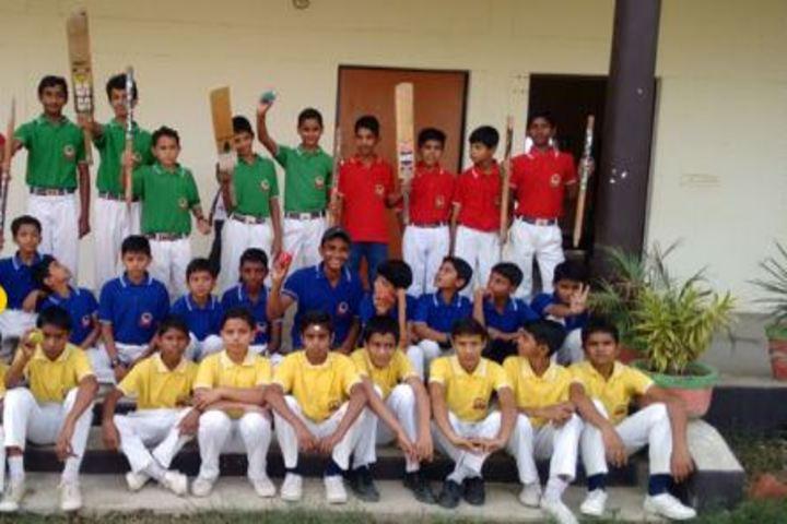 Kunwar Public School-Sports Team