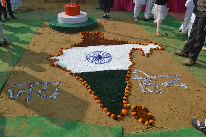 Kunwar Public School-Independence Day Celebrations