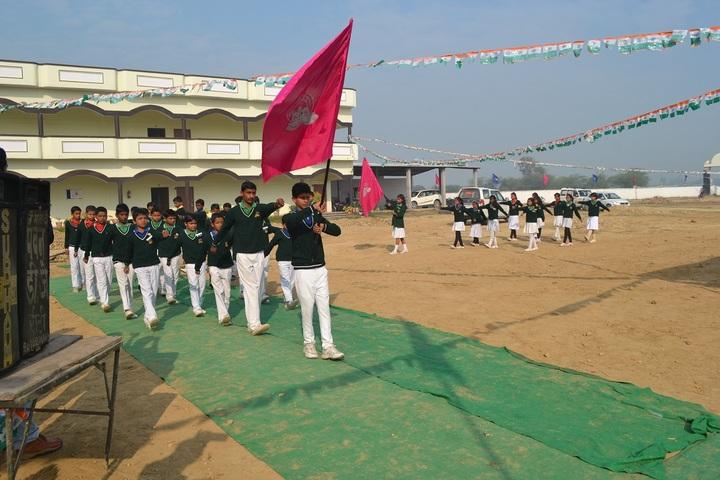 Kunwar Public School-Parade