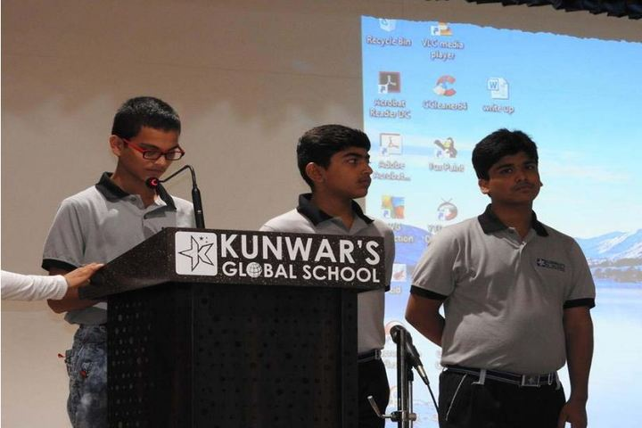 Kunwars Global School-Presentation