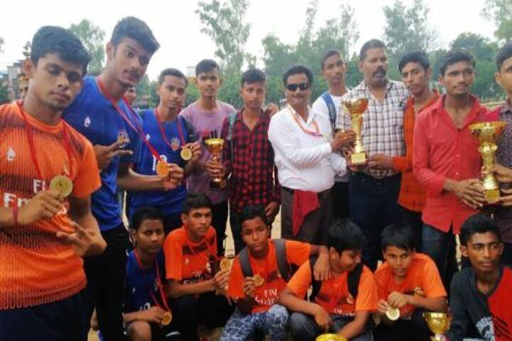 St Xaviers School-Winners