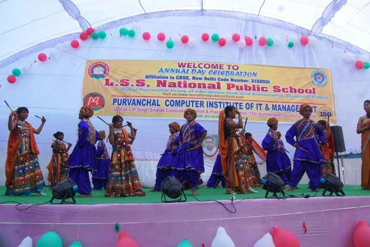 L S S National Public School-Annual Day Celebration