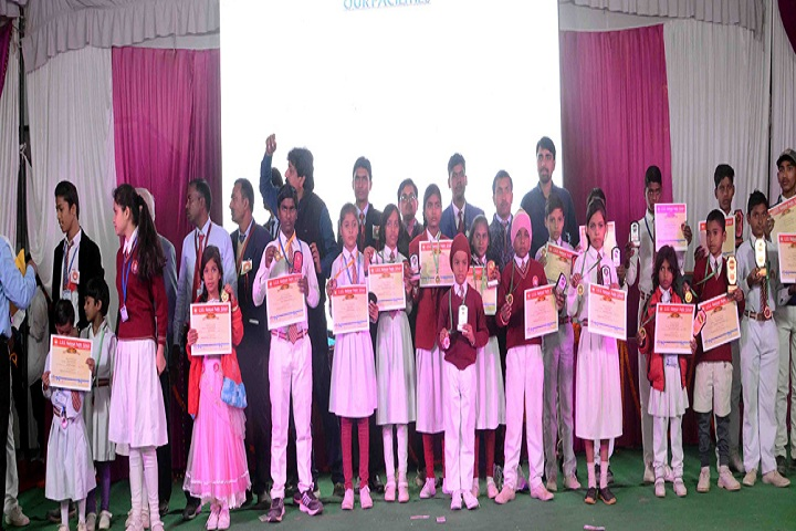 L S S National Public School-Award Winners