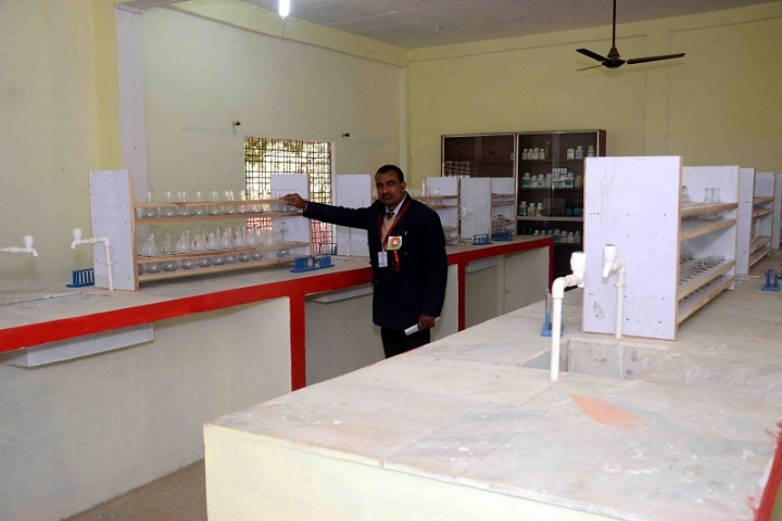 L S S National Public School-Chemistry Lab