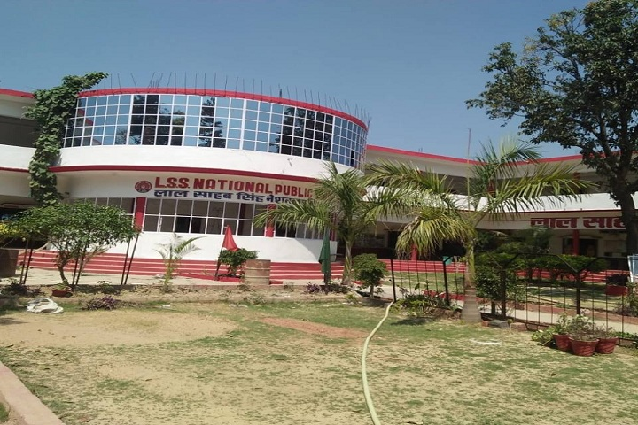 L S S National Public School-School View