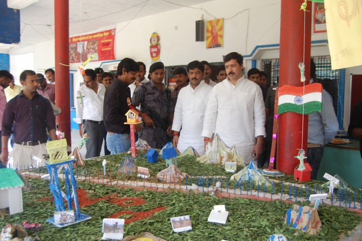 L S S National Public School-Science Exhibition