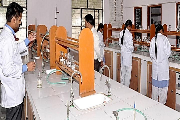L K International School-Chemisrty Lab