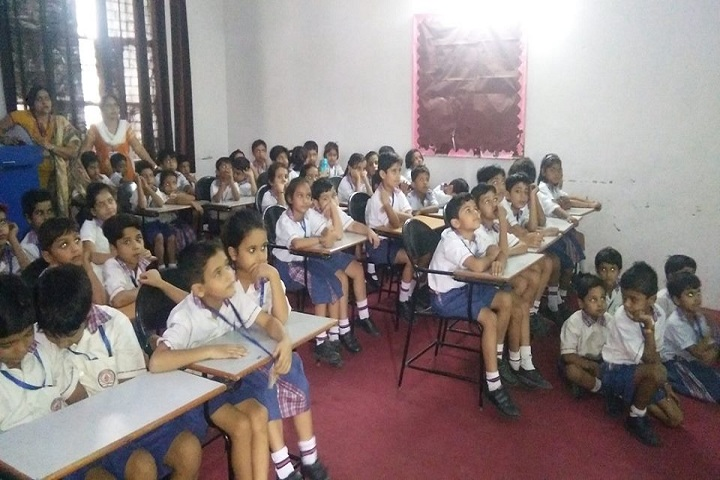 L K International School-Classrooms