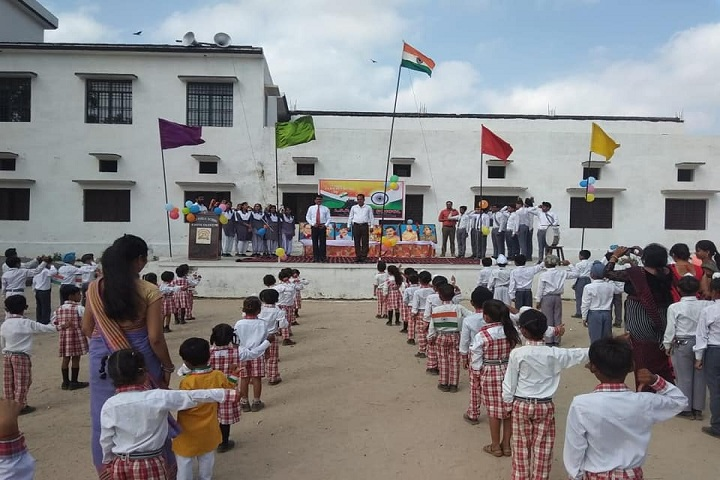 L S P Public School-Independence Day