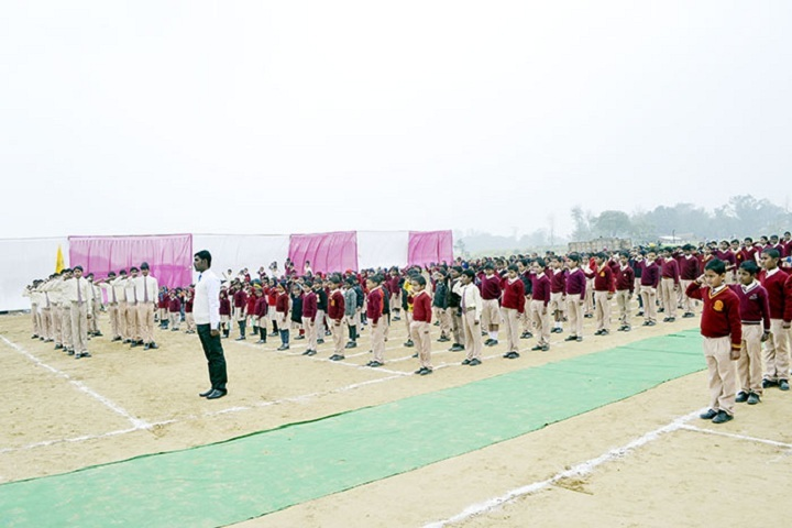 Lagna Devi Tarakant Senior Secondary School-Assembly