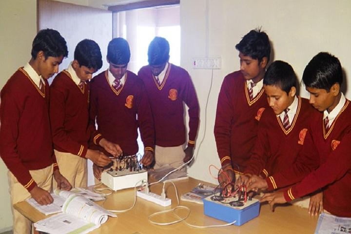 Lagna Devi Tarakant Senior Secondary School-Physics Lab