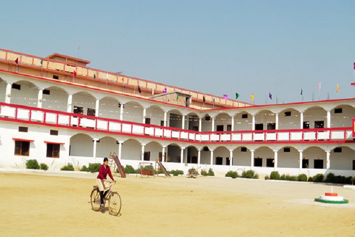 Lagna Devi Tarakant Senior Secondary School-School  Building