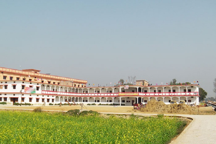 Lagna Devi Tarakant Senior Secondary School-School View