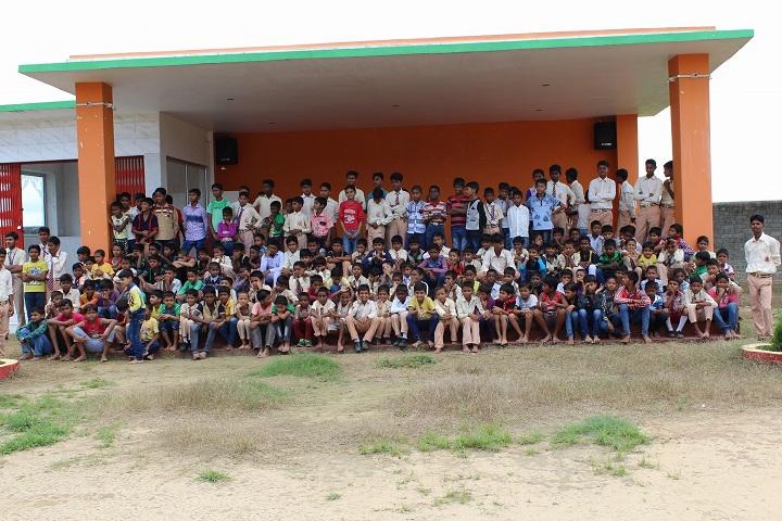 Lagna Devi Tarakant Senior Secondary School-Students