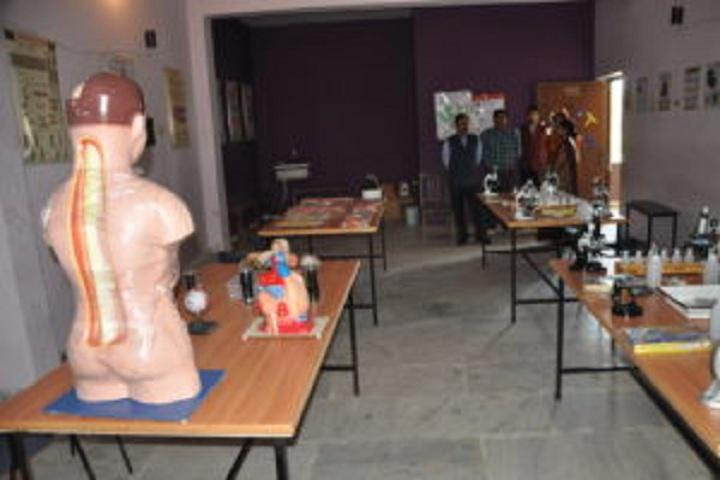 Lakshya Educational And Sports School-Biology Lab