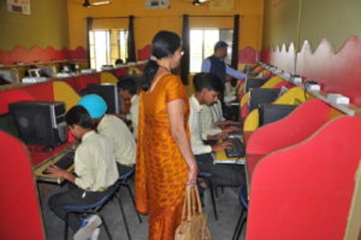 Lakshya Educational And Sports School-Computer Lab
