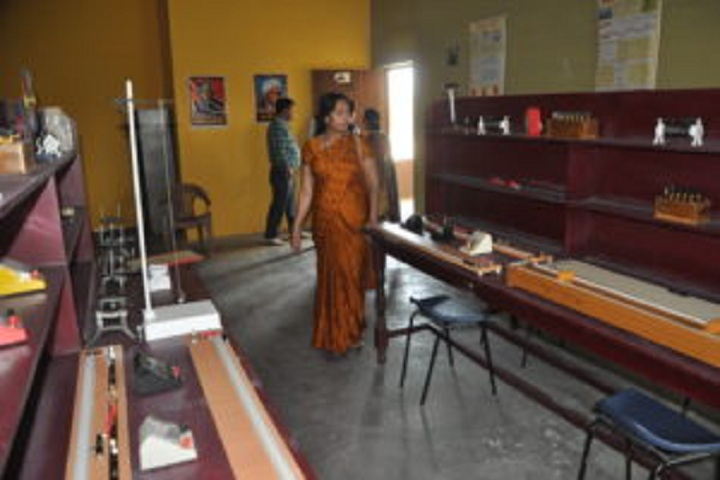 Lakshya Educational And Sports School-Physics Lab
