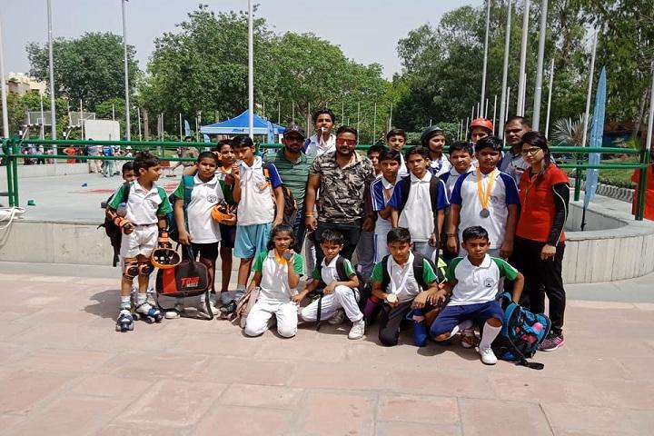 Lakshya Public School-Achievement