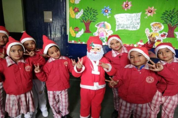 Lakshya Public School-Christmas Celebration