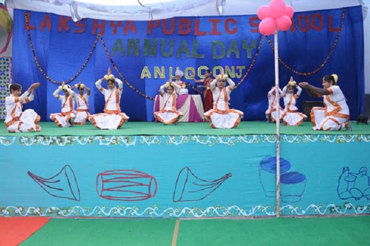 Lakshya Public School-Cultural Program
