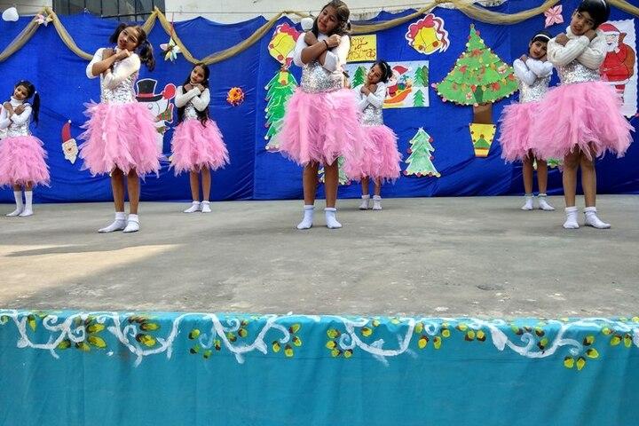 Lakshya Public School-Dance