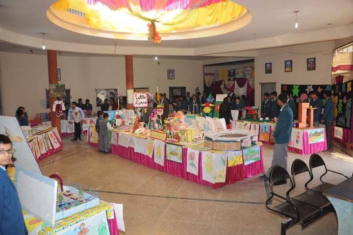 Lakshya Public School-Exhibition