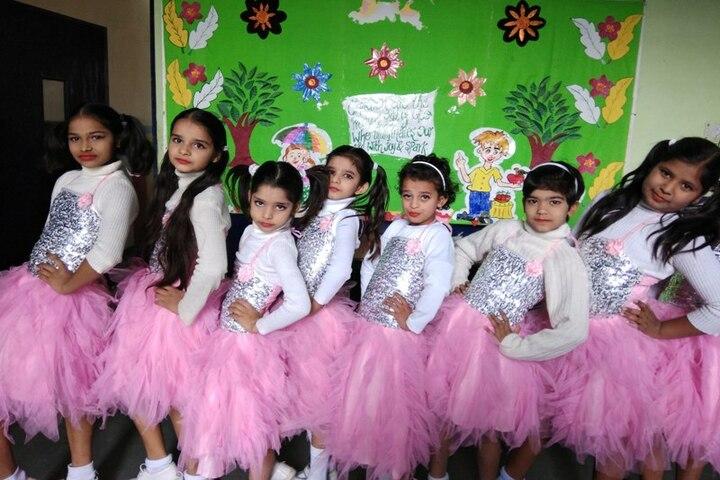 Lakshya Public School-Fancy Dress