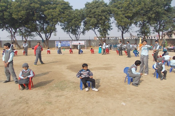 Lakshya Public School-Games