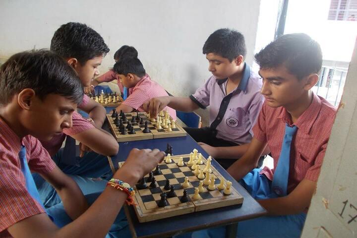 Lakshya Public School-Indoor Games