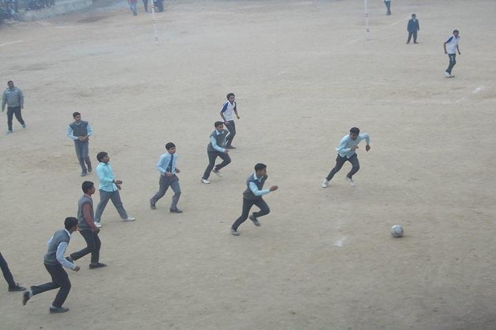 Lakshya Public School-Play Ground