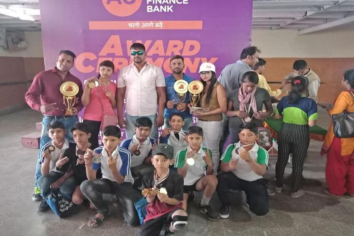 Lakshya Public School-Prizes