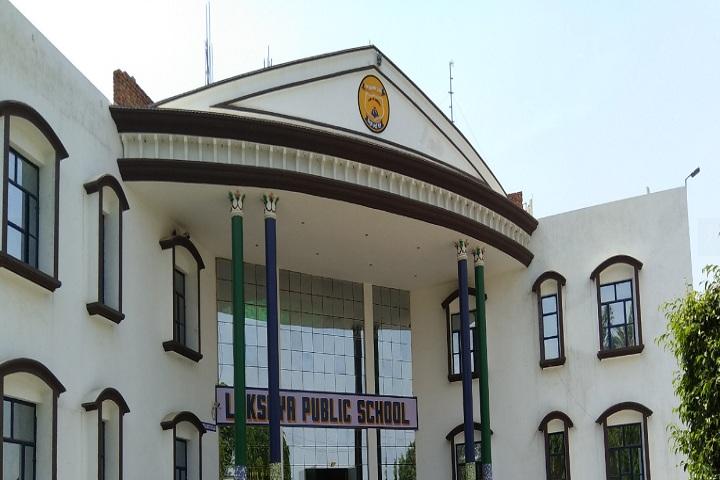 Lakshya Public School-School Building