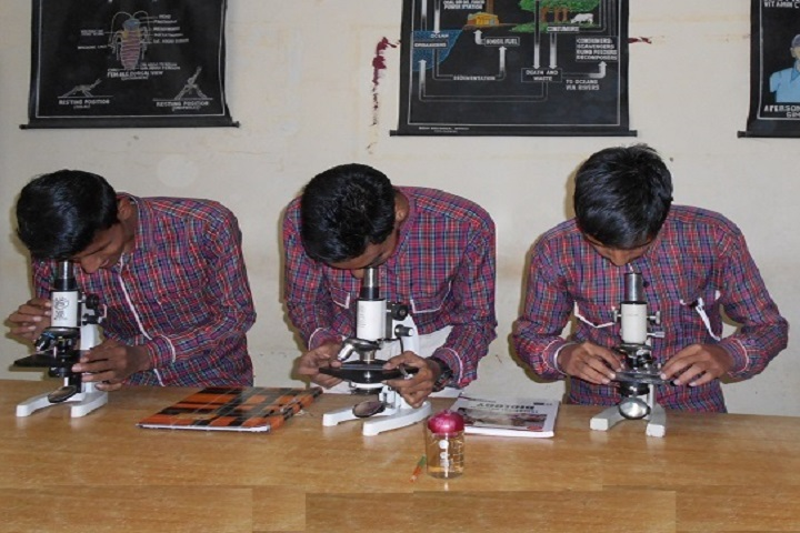 Lala Shambu Dayal Dav Public School-Biology Lab