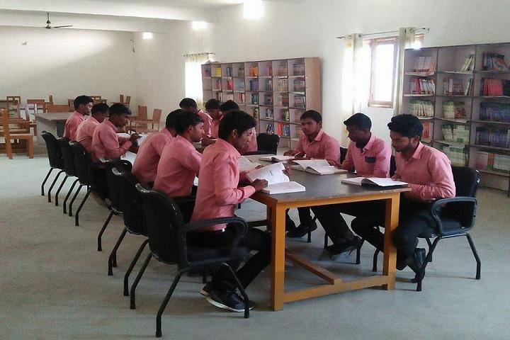 Lalsa International School-Library