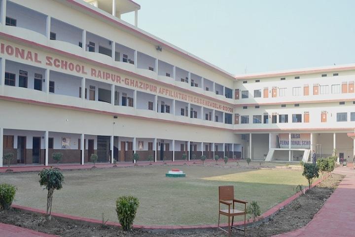 Lalsa International School-School View