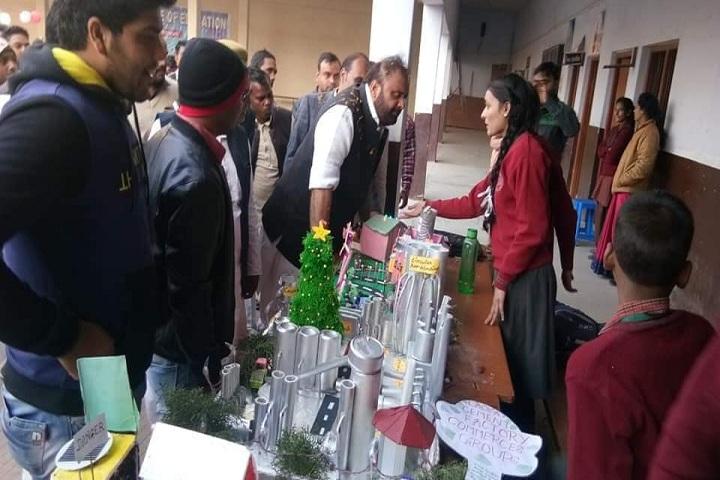 Lalsa International School-Science Exhibition
