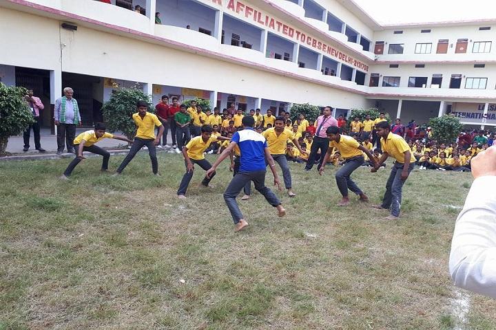 Lalsa International School-Sports