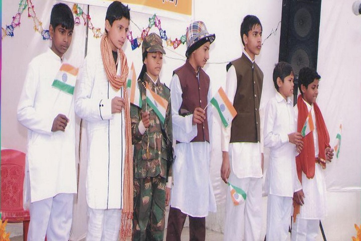 Lamba Convent School-Independence Day
