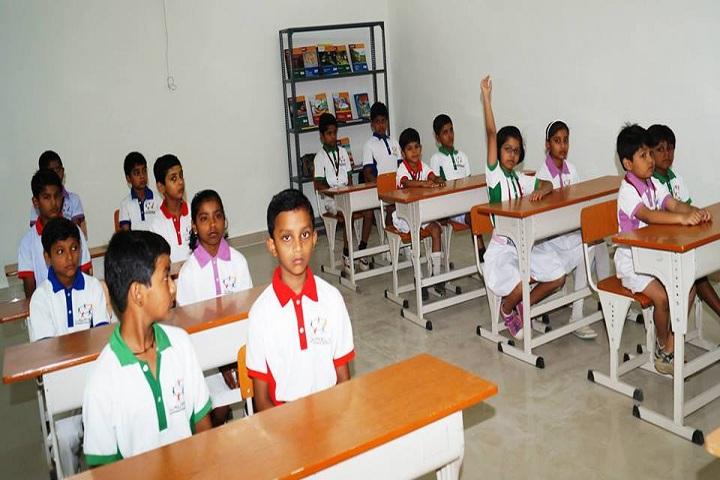 Laurels International School-Classroom