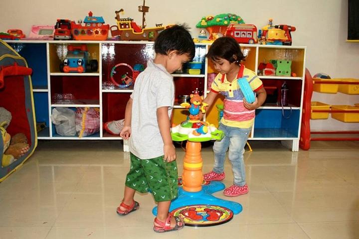 Laurels International School-Kids Playroom
