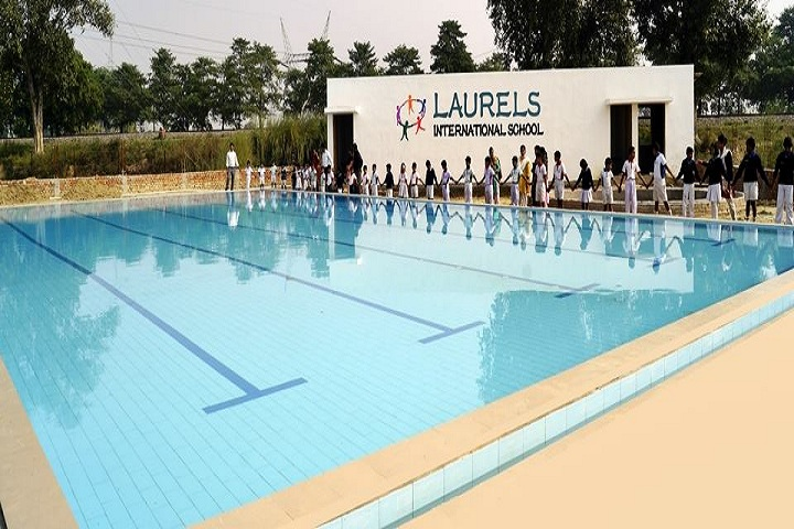 Laurels International School-Swimming Pool