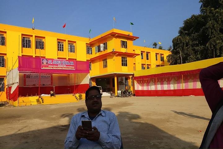 St Judes Vidyalaya-School Building