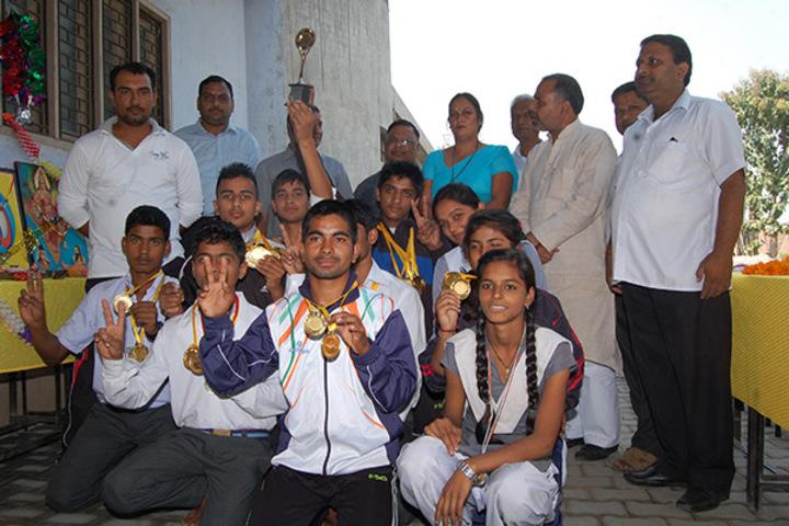 Leelawati Ramgopal Saraswati Vidya Mandir-Achievement