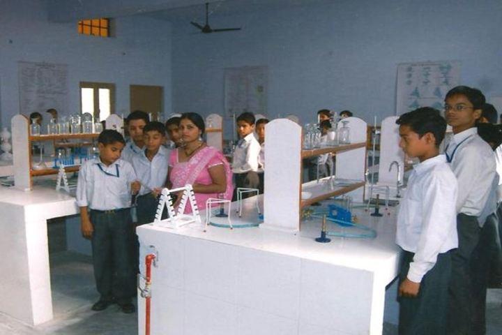 Leelawati Ramgopal Saraswati Vidya Mandir-Lab