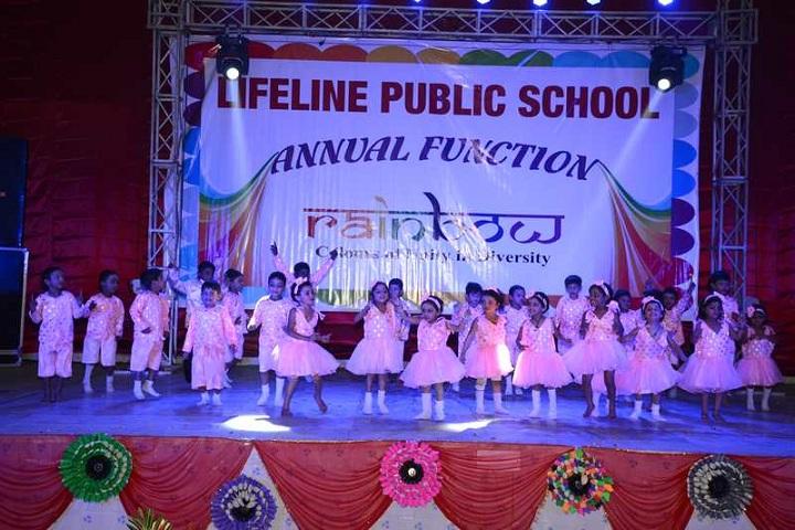 Lifeline Public School-Annual Day Celebration