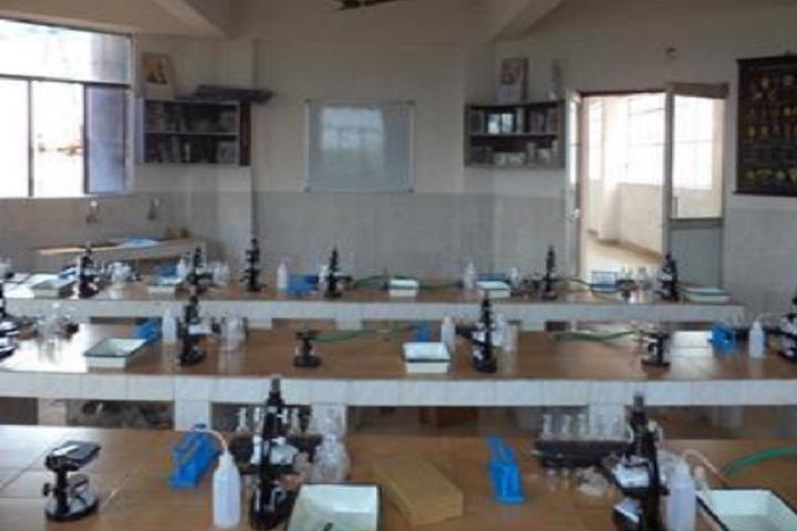 Lifeline Public School-Biology Lab