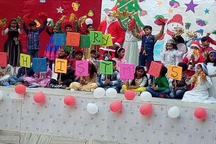 Lifeline Public School-Christmas Day Celebration