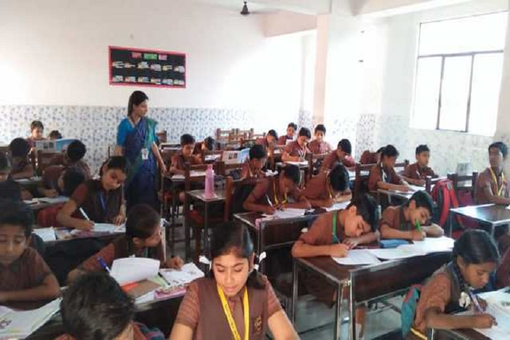 Lifeline Public School-Classroom