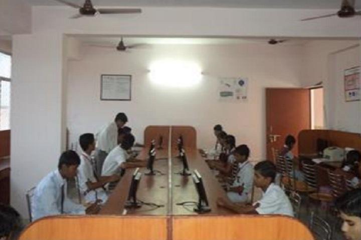 Lifeline Public School-Computer Lab