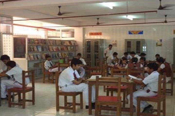 Lifeline Public School-Library